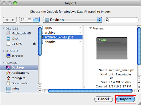 how to delete all junk mail at once on mac