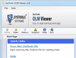 free download OLM viewer software